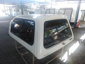 white car canopy