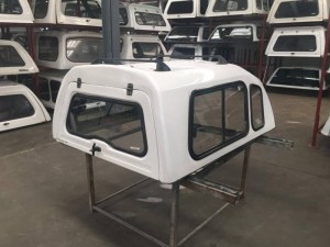 White canopy on stand